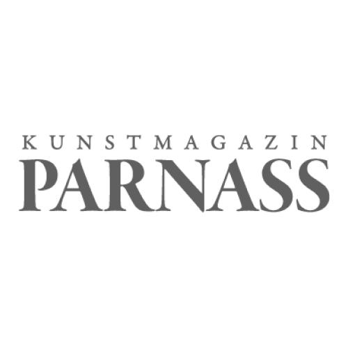 Kunstmagazin Parnass Logo