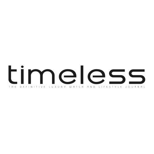 Timeless Magazine Logo